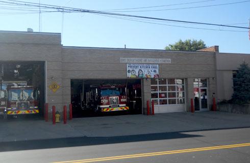 Fire Department Bellevue-Dayton