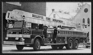 1964 Snorkel Fire Truck Bellevue
