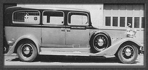 DFD Ambulance 1934