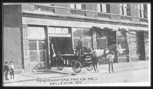 Bellevue Fire Dept circ 1800